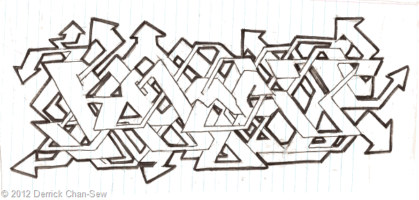 Maze Wildstyle 1999